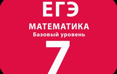 7. Простейшие уравнения