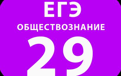29. Эссе