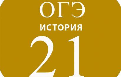21. Знание основных фактов истории культуры России
