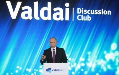 Путин — ЕГЭ ограничивает творчество в образовании