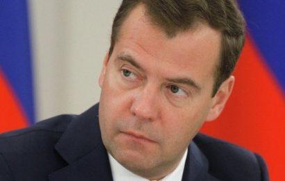 Медведев предложил сконцентрировать все возможности СПбГУ