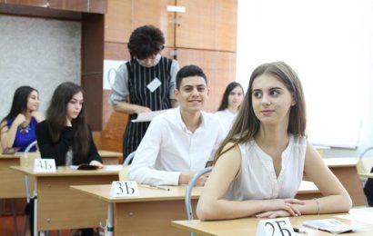 Выпускники лучше справились с первыми ЕГЭ-2018, чем годом ранее