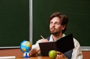В настоящее время дефицит педагогических кадров составляет 1%